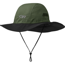Outdoor Research Seattle Sombrero, fatigue/black